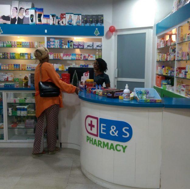 E & S Pharmacy, Dar es Salaam
